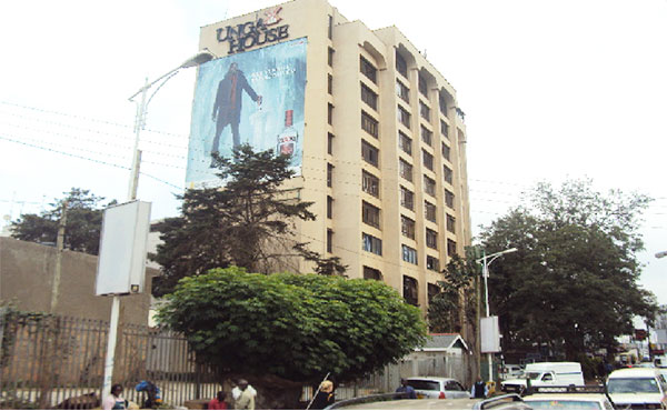 UNGA HOUSE, WESTLANDS